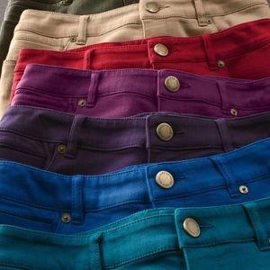 Bootcut Knit Jeans 👖